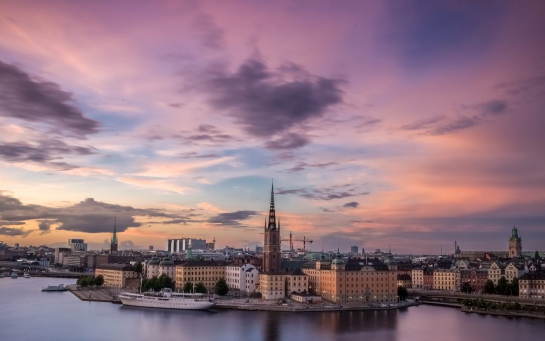 It is possible to have an affordable living in Stockholm.